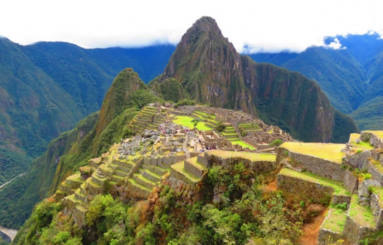 Machupicchu Tour by Car 2D/1N